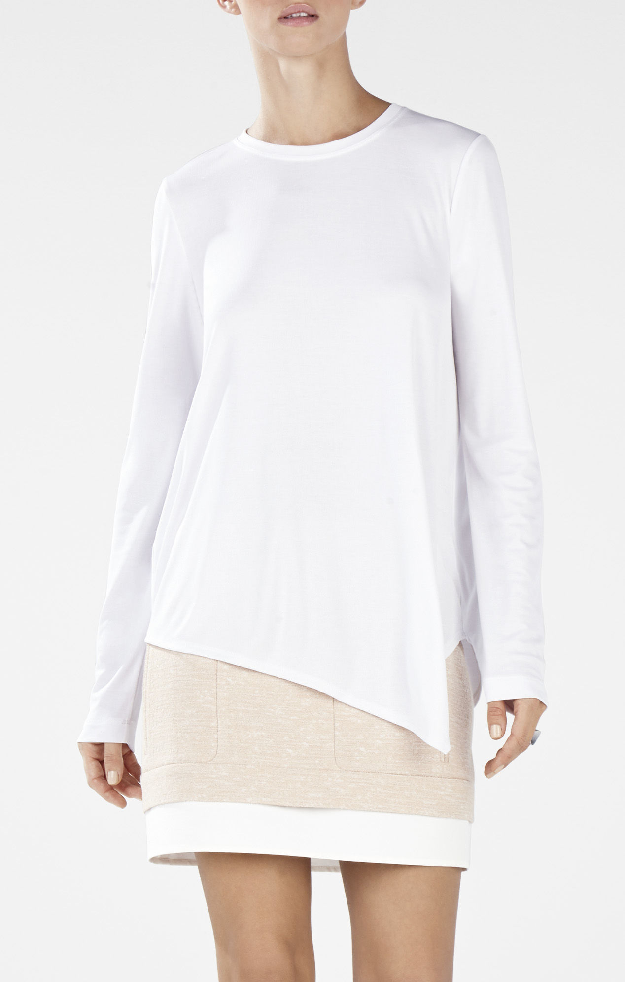 bcbg-white-shirt
